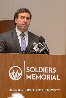 Steve Stenger faces three counts of bribery and mail fraud.