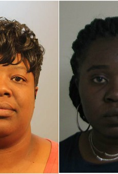Shavonda Willis and Mary Agbehia forced kids to stand naked in a closet, police say.