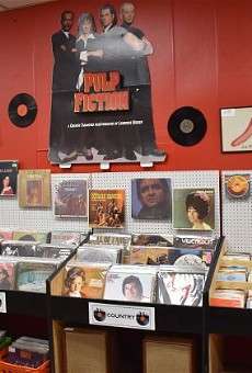 SOHO Record Shop Brings Eclectic Mix of Vinyl to Manhattan Antique Mall (4)