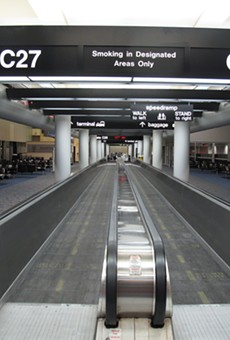 St. Louis Lambert International Airport is facing a hostile takeover attempt.