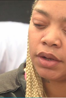 Kashina Harper talks to KMOV about the controversial post.
