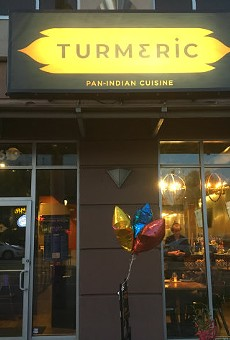 Turmeric, a Pan-Indian restaurant, is now open in the Delmar Loop