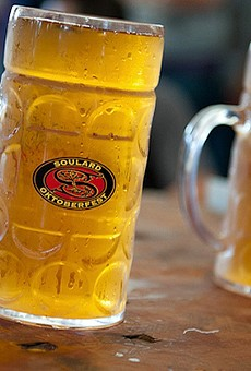 Raise a glass to Oktoberfest!