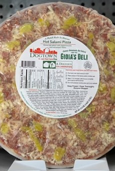 Heck Yes! You Can Now Buy Gioia's Hot Salami on a Dogtown Frozen Pizza