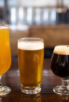 Bluewood Brewing and Mac's Local Eats are a one-stop shop for quality burgs and beers.