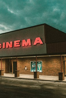 St. Andrews Cinema.