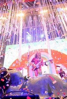 The Flaming Lips at The Pageant.