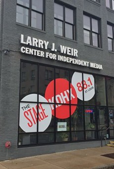The first floor of KDHX's building will soon be folded into the Kranzberg empire.