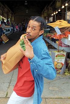 """Soufside Jerei's video for his single """"Bag Szn,"""" shot by Louis Quatorze, is a celebration of St. Louis."""