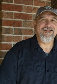 Doug Marshall, a.k.a. the Tamale Man, found himself in the restaurant business as soon as he was legally able to work.