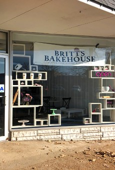 Britt's Bakehouse is now open at 137 West Jefferson Avenue.