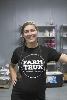 Farmtruk's Samantha Mitchell