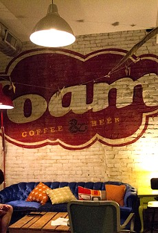 Foam has been a destination for live music, coffee and beer on Cherokee Street for a decade.