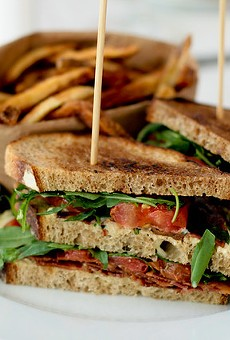 Keep eating BLTs, St. Louis, and we could claim the No. 1 spot next year.