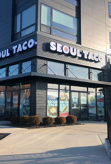 Seoul Taco will open later this week in the Grove.