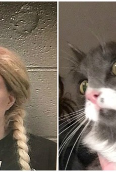 Malissa Ancona hoarded cats for years, animal rescue groups say. Now she's charged with murdering her husband.