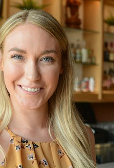 Lindsey MacTaggart is the beverage director at Chao Baan.