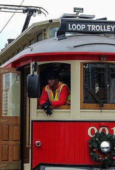 Farewell Loop Trolley, we hardly knew ye.