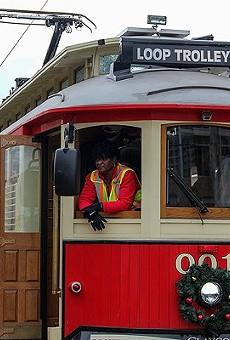 Farewell Loop Trolley, we hardly knew ye.