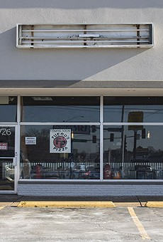 Fuego's Pizza will soon open at 11726 Baptist Church Road.