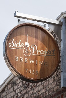 Hot Damn, Side Project Brewing Named No. 2 Brewer in the World