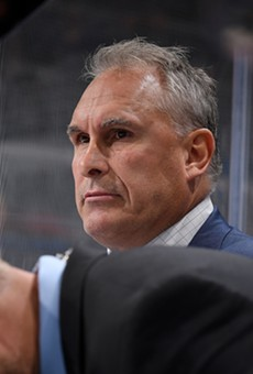 Blues head coach Craig Berube.