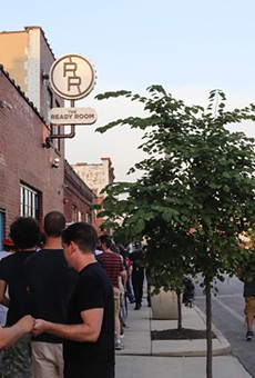 The Ready Room in the Grove is just one of the many music venues that will be temporarily closing its doors due to coronavirus concerns.