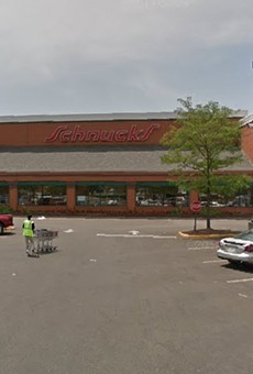 The University City Schnucks is currently open after a deep clean and sanitizing.