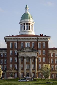 The St. Louis Psychiatric Rehabilitation Center.
