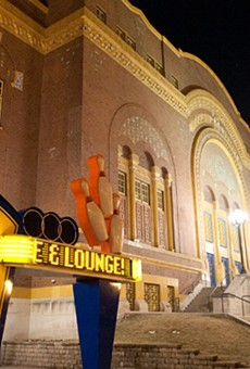Farewell, Moolah Theatre.