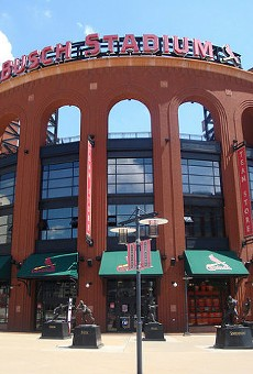The St. Louis Cardinals could get COVID-19 relief through the taxpayer-funded CARES Act.