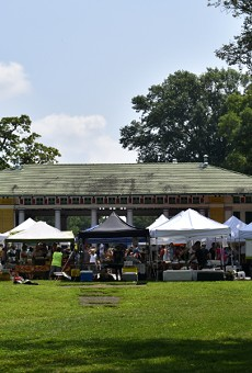 The Tower Grove Farmers' Market will look a lot different this year.