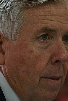 Missouri's Mike Parson Ranks Third to Last in Governor Approval Rating Poll