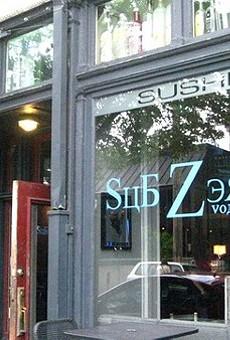 Sub Zero Vodka Bar has closed its doors for good.