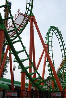 The theme park erxperience is going to look a lot different when Six Flags finally reopens.