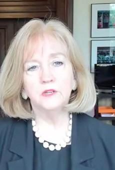 St. Louis Is No Longer Under Curfew, Mayor Krewson Says