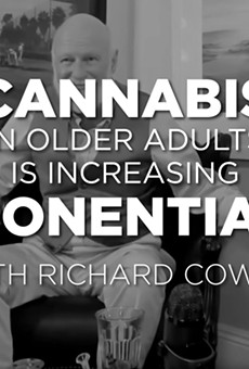 Older Adult Senior Community Cannabis Usage Is Increasing Exponentially