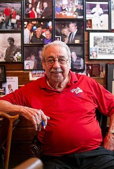 Charlie Gitto, who died on July 4, made an indelible mark on the St. Louis restaurant scene.