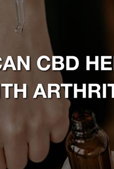 Can CBD Help With Arthritis?