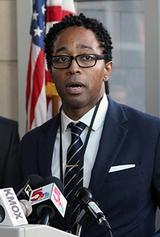 St. Louis County prosecutor Wesley Bell, photographed in 2019.
