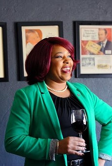 Alisha Blackwell-Calvert and her fellow sommelier colleagues face a changed dining landscape.