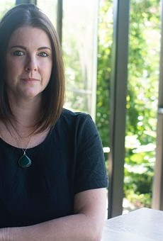 Kara Flaherty finds respite from the chaos of 2020 in her job as beverage director at Vicia.