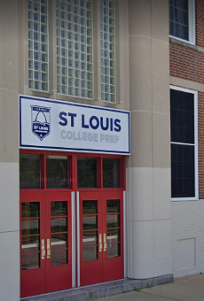 St. Louis College Prep's former headmaster pleaded to three federal felonies.
