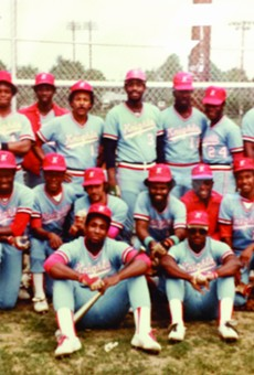 In the summer of 1977, the Mathews-Dickey Knights pulled off a feat that is still astonishing today.