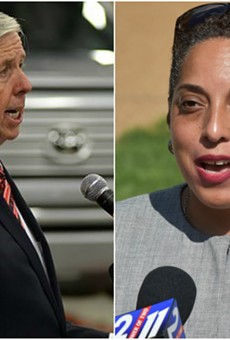 Gov. Mike Parson wanted to take some cases away from the St. Louis Circuit Attorney, but his proposal failed in the House of Representatives.