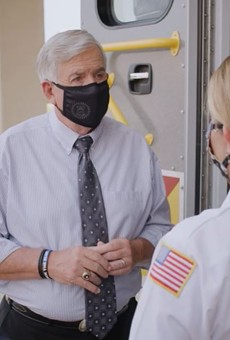 Gov. Parson rejects calls for a statewide mask mandate, though he will wear masks for campaign ads.