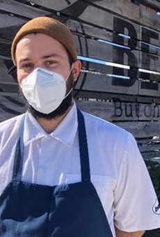Ryan McDonald is helping to guide the BEAST Craft BBQ ship through these unprecedented times.