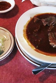 Get the birria while you can; Pueblo Nuevo will close on October 29.