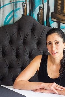 Natasha Bahrami.