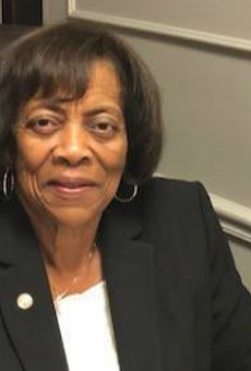 Hazel Erby says she's been fired as St. Louis County's director of diversity, equity and inclusion.